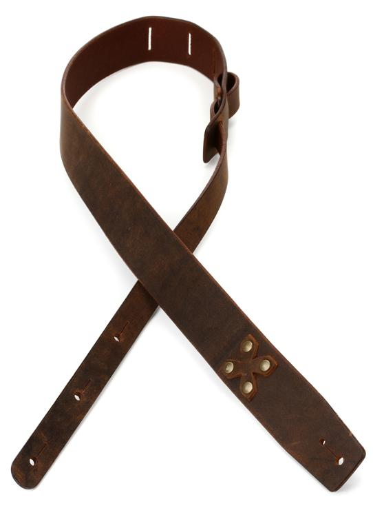 LM Products Vidar Viking Series Leather Strap - Brown image 1
