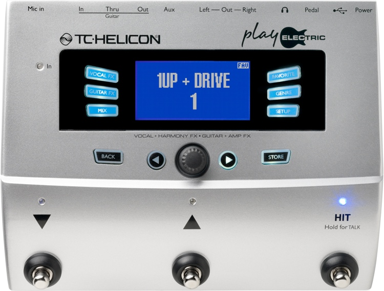 TC-Helicon Play Electric image 1