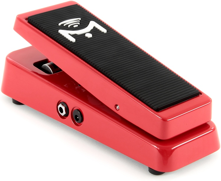 Mission Engineering Inc VM-Pro-PZ Buffered Volume Pedal for Piezo Pickups - Red image 1