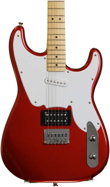 Squier Vintage Modified \'51 - Candy Apple Red image 1
