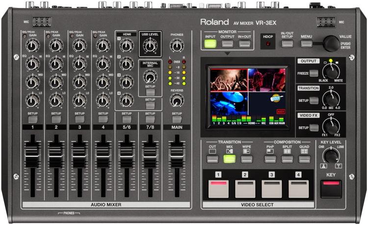 Roland VR3-EX image 1