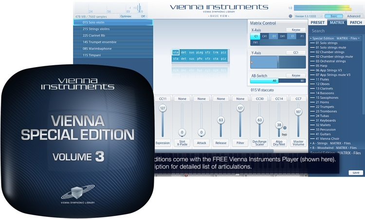 Vienna Symphonic Library Special Edition Volume 3 - Appassionata & Muted Strings image 1
