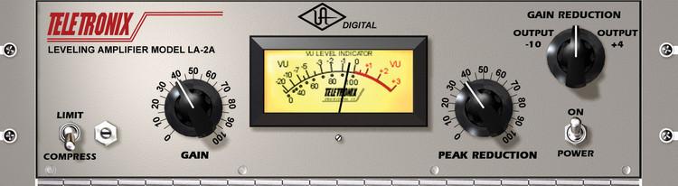 Roland Universal Audio VS-LA2A VS image 1