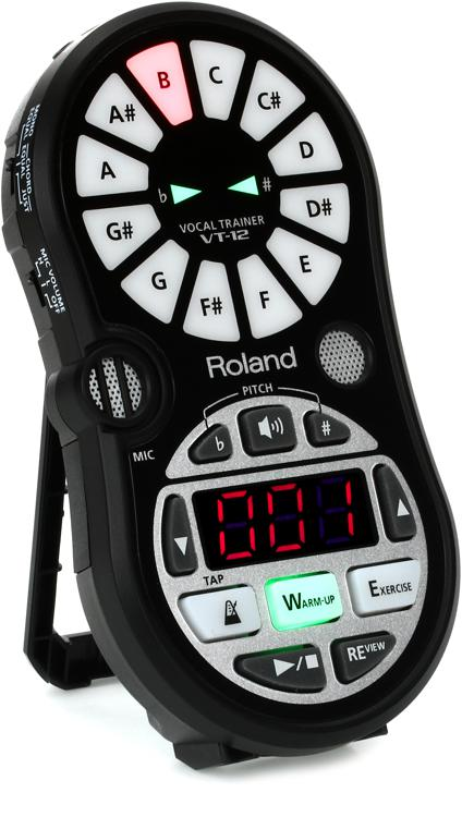 Roland VT-12 Vocal Trainer - Black image 1