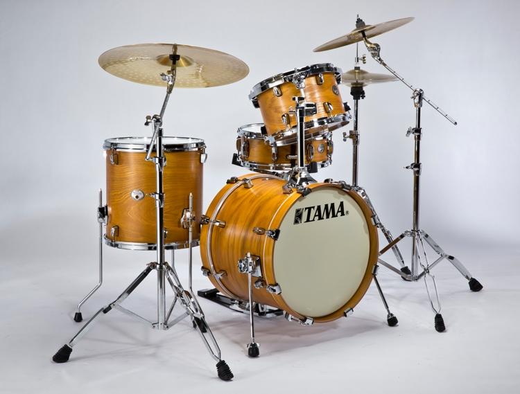 Tama VT48 Silverstar Shell Kit LTD image 1