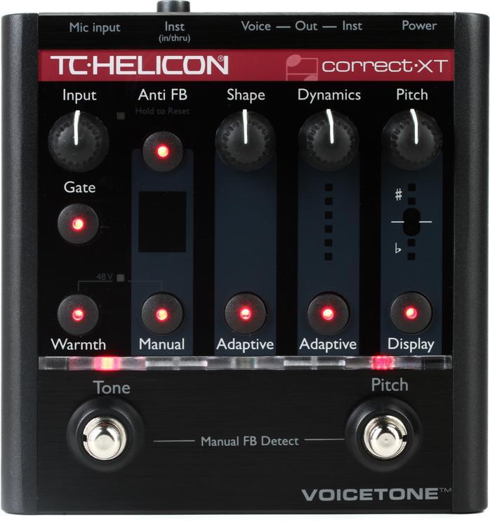 TC-Helicon VoiceTone Correct XT image 1