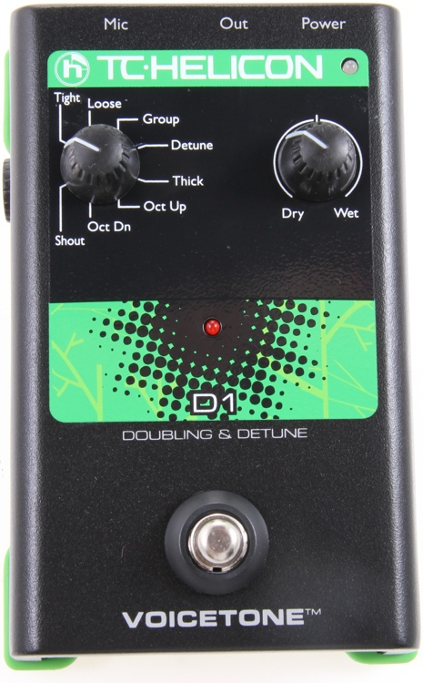 TC-Helicon VoiceTone D1 image 1