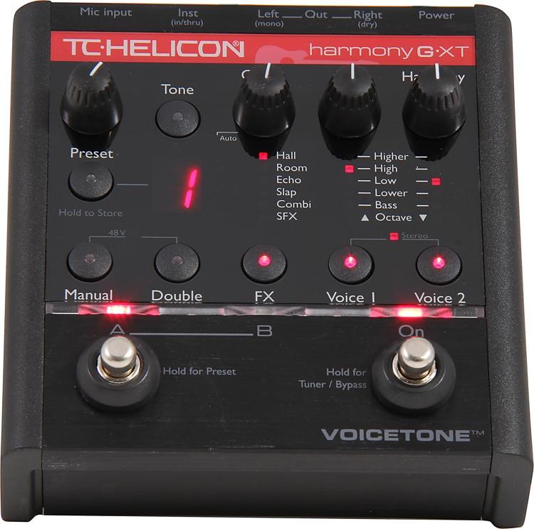 Tc Helicon Harmony G : tc helicon voicetone harmony g xt sweetwater ~ Hamham.info Haus und Dekorationen