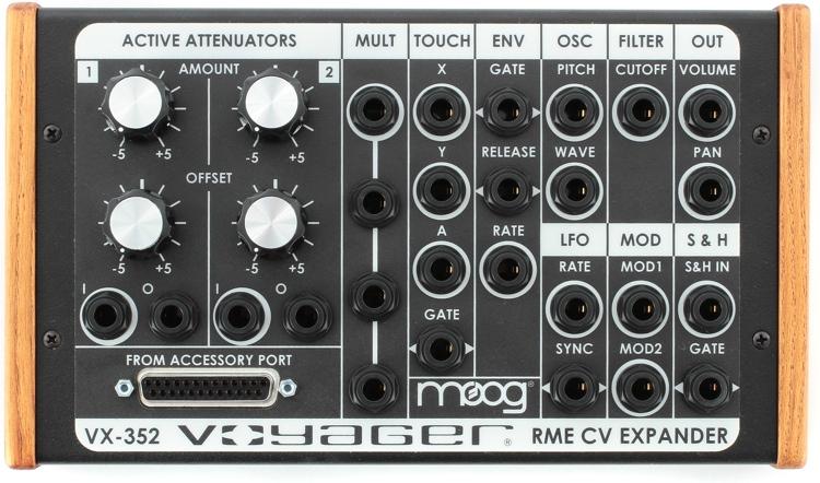Moog VX-352 Control Voltage Expander for Voyager RME image 1