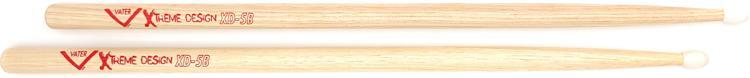 Vater Xtreme Design Drumsticks - 5B Nylon Tip image 1