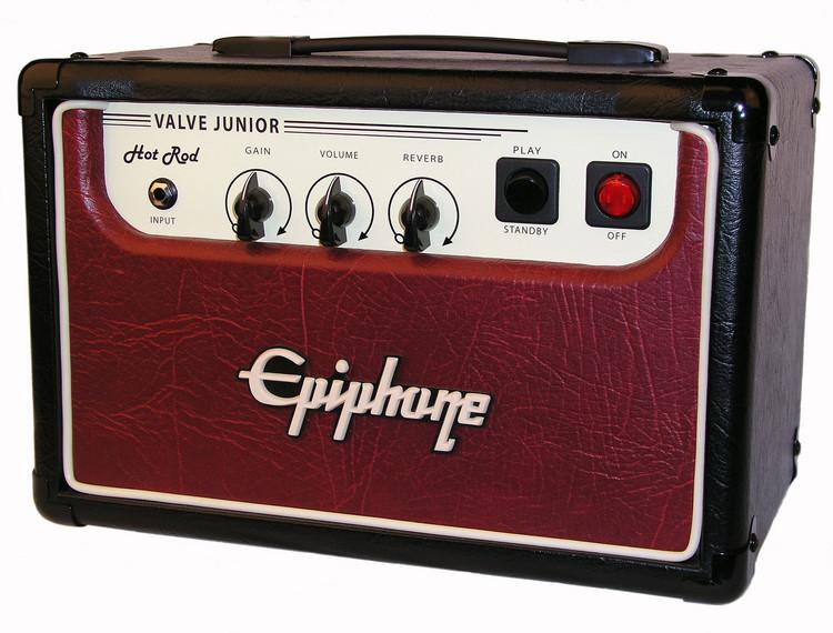 Epiphone Amplifiers Valve Junior Hot Rod Head image 1