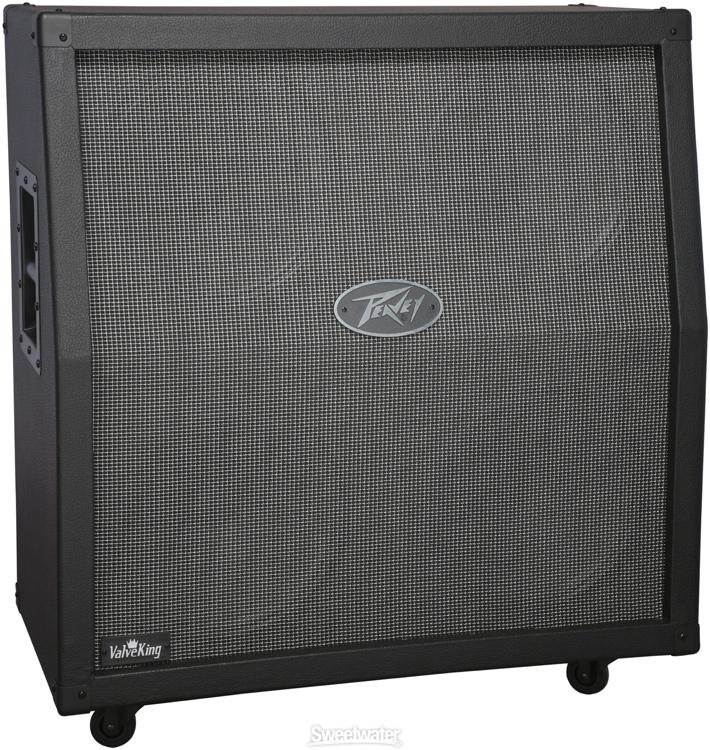 peavey valveking 4x12 speaker cabinet slant sweetwater. Black Bedroom Furniture Sets. Home Design Ideas