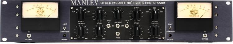 Manley Variable Mu Mastering Version image 1
