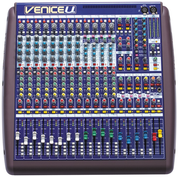 Midas VeniceU16 - 16 Channel USB image 1