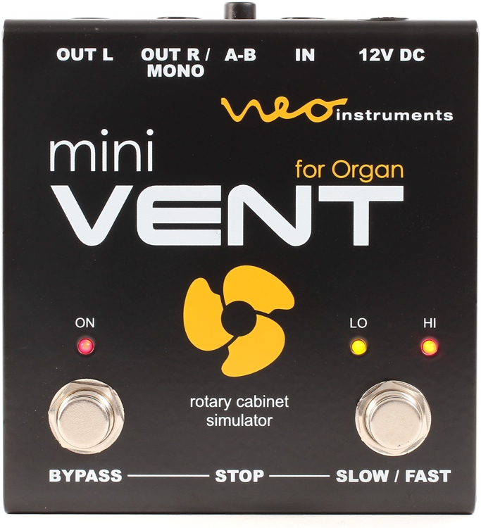 Neo Instruments Mini Vent Rotary Speaker Simulator for Organ image 1