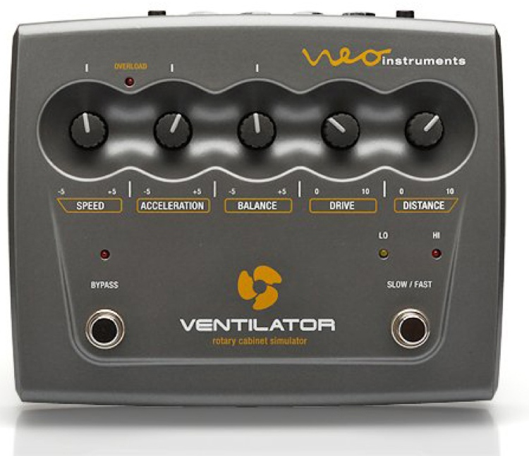 neo instruments ventilator rotary simulator pedal sweetwater. Black Bedroom Furniture Sets. Home Design Ideas