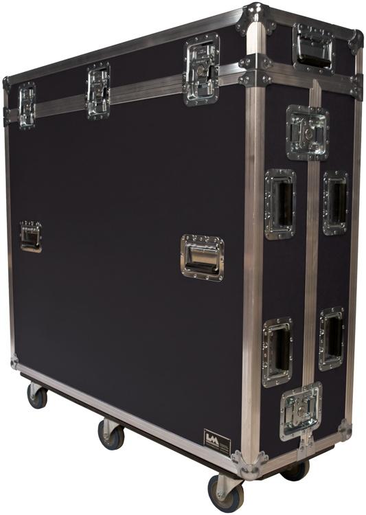 LM Cases Digidesign VENUE SC48 ATA Flight Case image 1