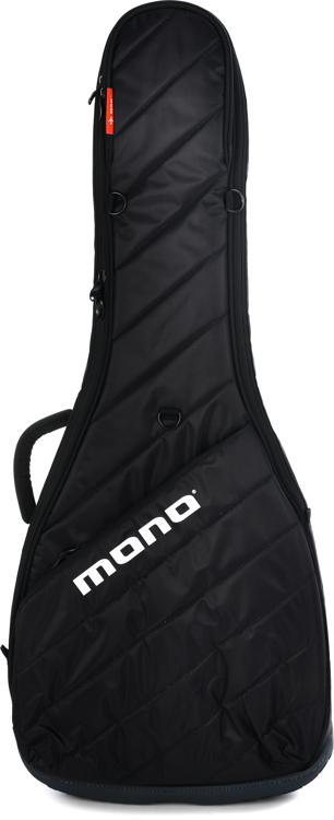MONO Vertigo Acoustic Guitar Hybrid Gig Bag - Black image 1
