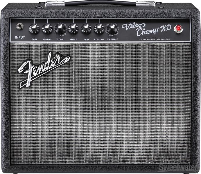 Fender Vibro Champ XD image 1
