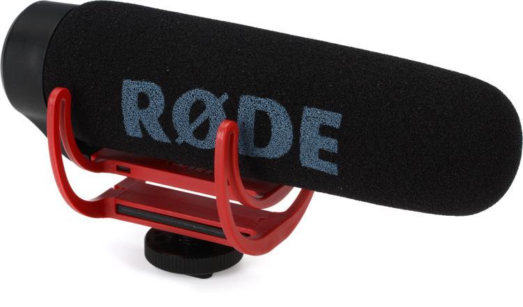 Rode VideoMic GO Lightweight Directional Shotgun Video Mic image 1