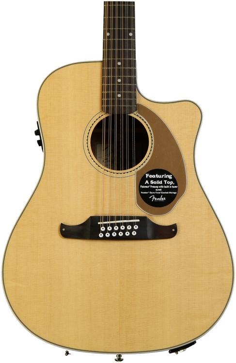 Fender Villager 12-string - Natural image 1