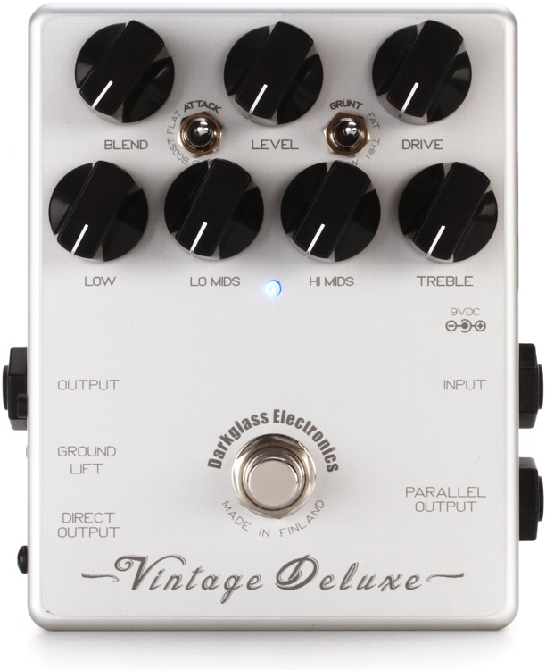 Darkglass Vintage Deluxe Bass Preamp Pedal image 1