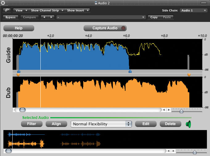 Synchro Arts VocALign Project 3 Plug-in image 1