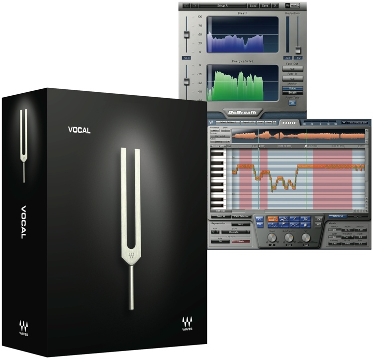 Waves Vocal Plug-in Bundle