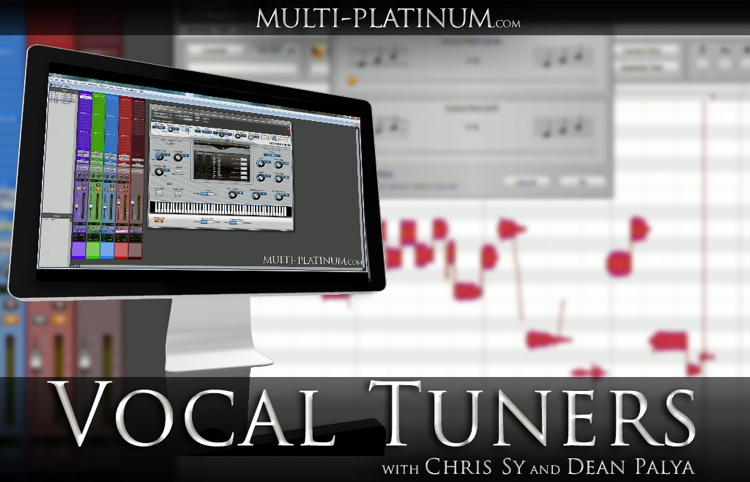Multi Platinum Vocal Tuners Interactive Course image 1