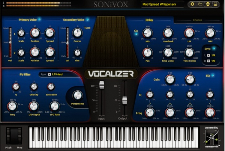 SONiVOX Vocalizer image 1