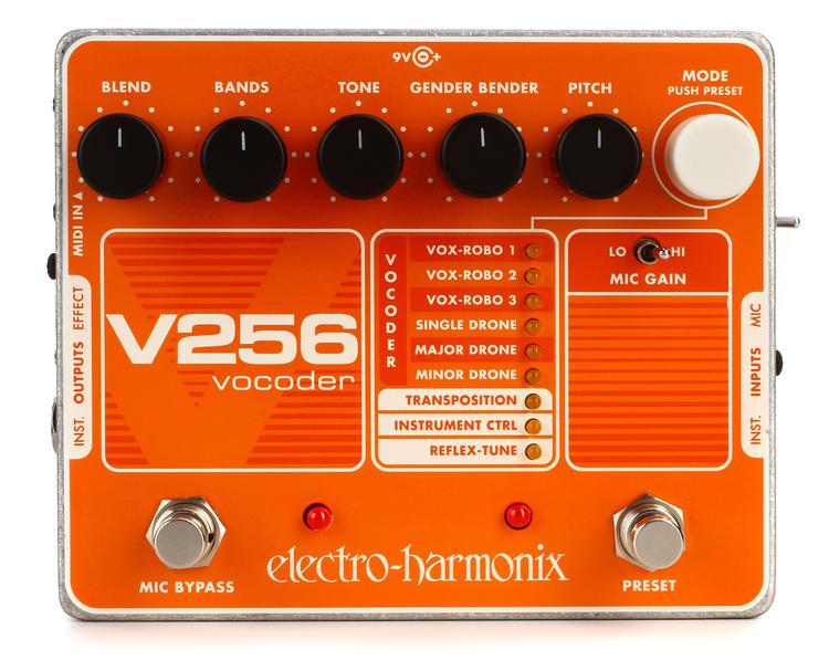 Electro-Harmonix V256 Vocoder image 1
