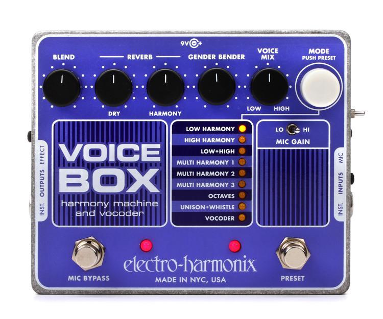 Electro-Harmonix Voice Box image 1
