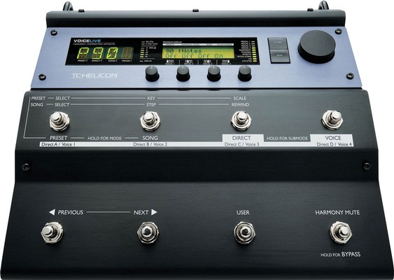 TC-Helicon VoiceLive image 1