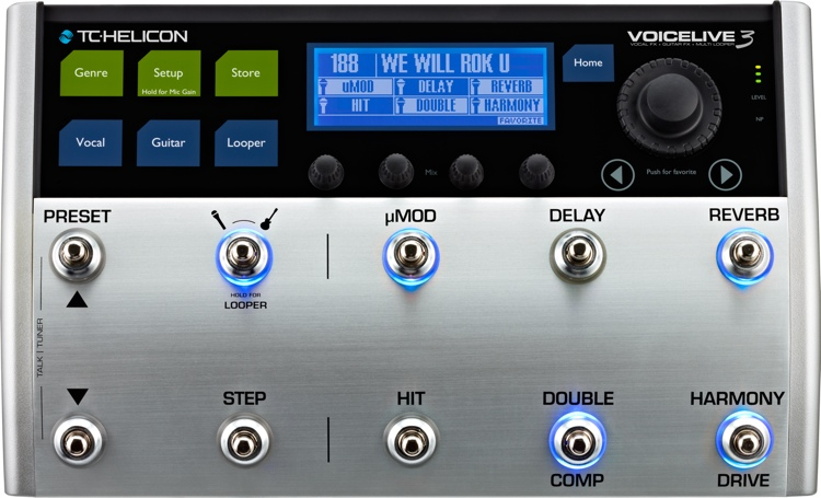 TC-Helicon VoiceLive 3 image 1