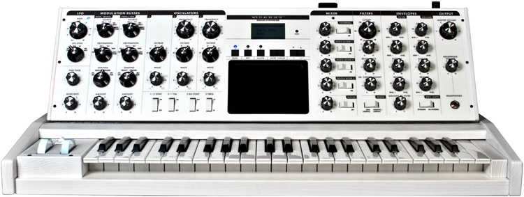 Moog Minimoog Voyager Performer Edition - Limited Edition White image 1