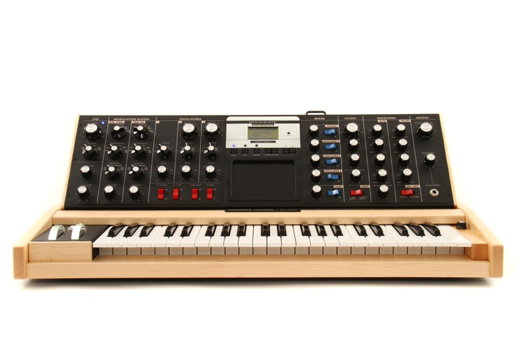 Moog Minimoog Voyager Select - Lunar/Maple image 1