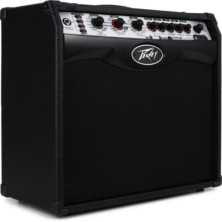 peavey vypyr vip 2 40 watt 1x12 modeling guitar bass acoustic combo amp sweetwater. Black Bedroom Furniture Sets. Home Design Ideas