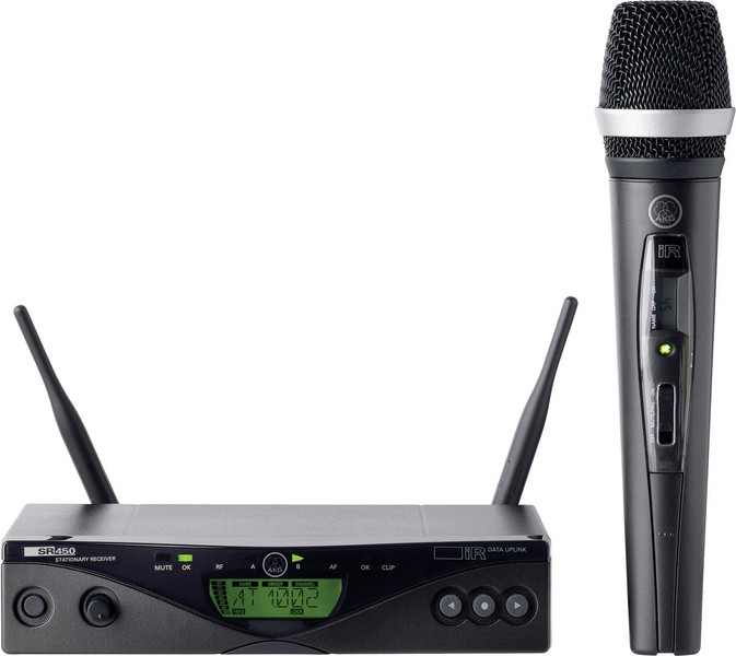 AKG WMS450 Vocal Set - Band 7 image 1