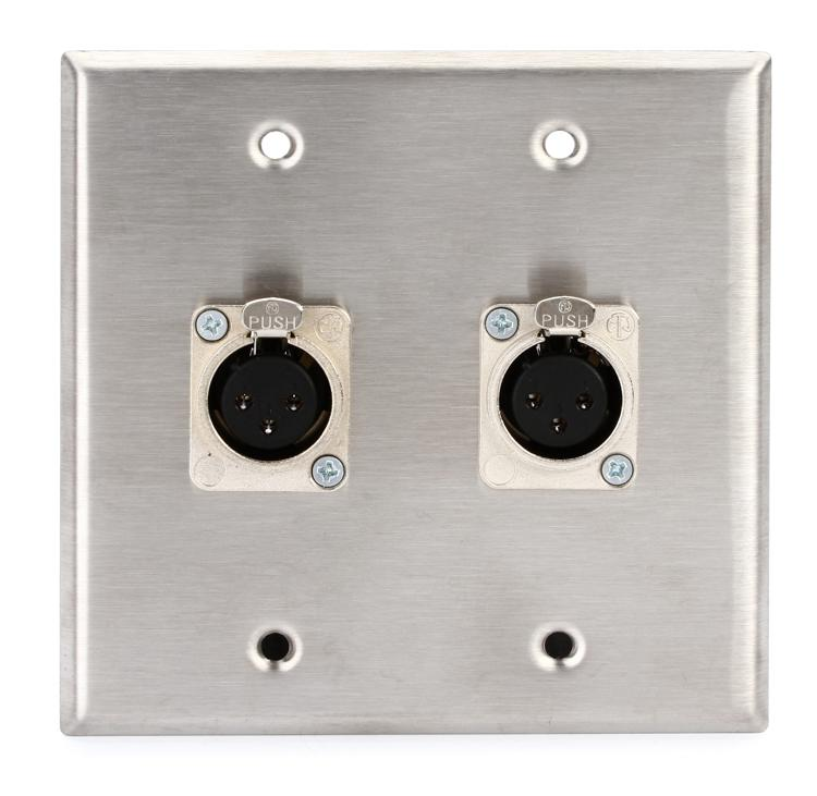 Pro Co WP2034 Wallplate image 1