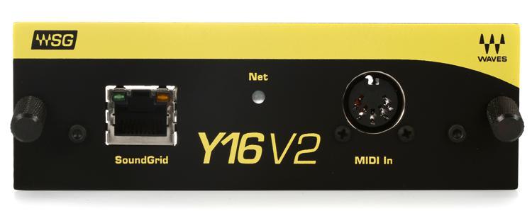 Waves WSG-Y16 V2 SoundGrid Interface Card for Yamaha Digital Consoles image 1