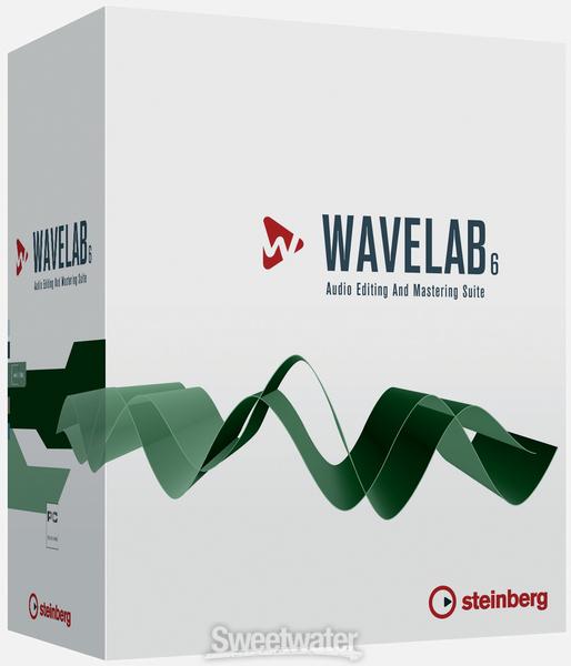 Steinberg WaveLab 6 image 1