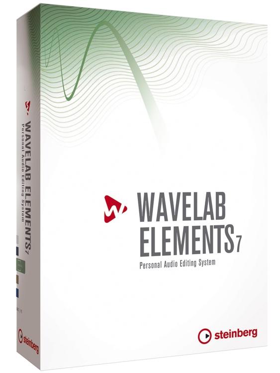Steinberg WaveLab Elements 7 image 1