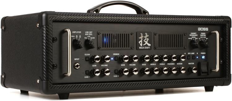 Boss Waza Amp 150-watt Head image 1