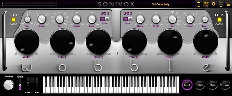 SONiVOX Wobble 2.0 image 1