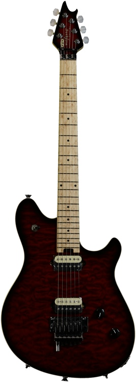 EVH Wolfgang Special - Burnt Cherry Burst image 1
