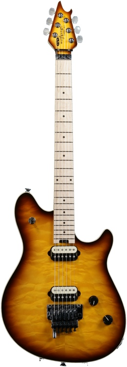 EVH Wolfgang Special - Tobacco Burst image 1