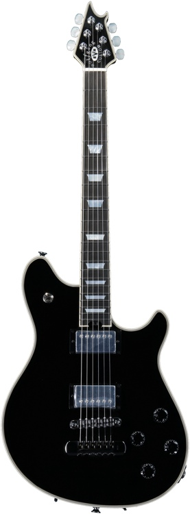 EVH Wolfgang USA Custom - Black image 1