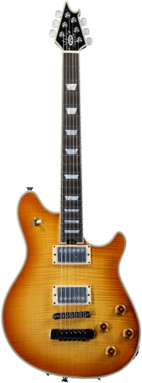 EVH Wolfgang USA Custom - Cherry Burst image 1