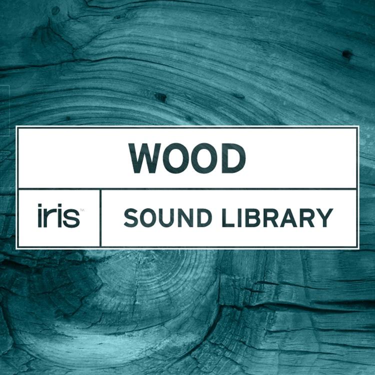 iZotope Iris Sound Library: Wood image 1