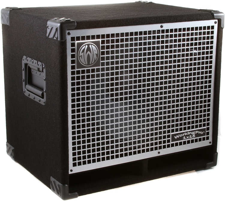 SWR WorkingPro Bass Cabinet - 1x15